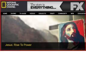 Natl Geo Jesus