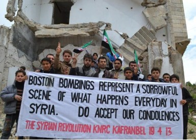 Syria-Boston