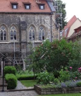 Augustinerkloster--Garden