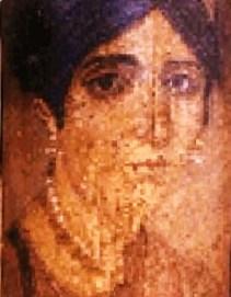 Mummy Portrait 5379