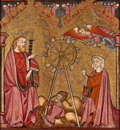 Catherine Wheel - Art Institute of Chicago
