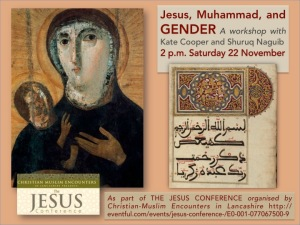Jesus, Muhammad and Gender Poster