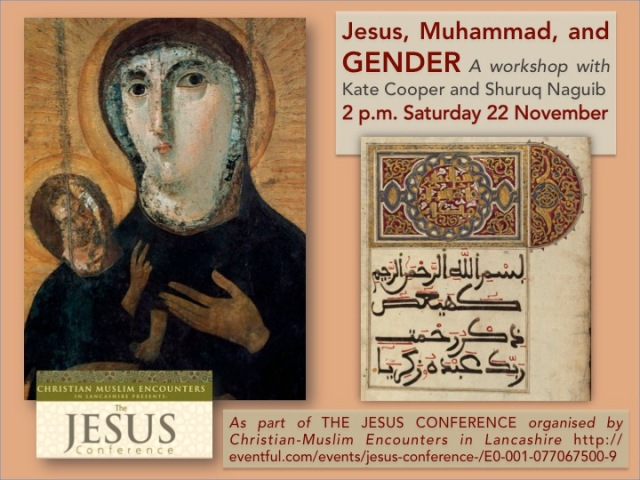 Jesus, Muhammad and Gender Poster